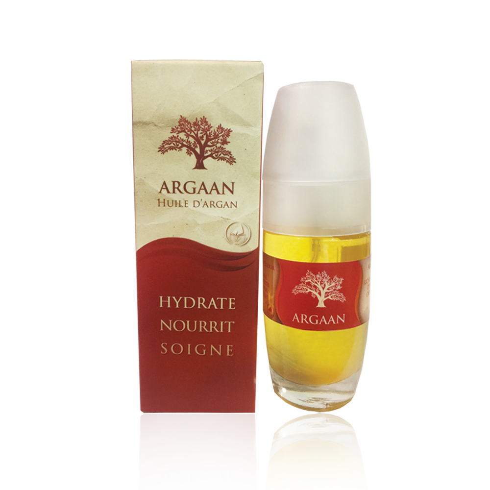 Argaan oil for face by Atlas Cosmetics