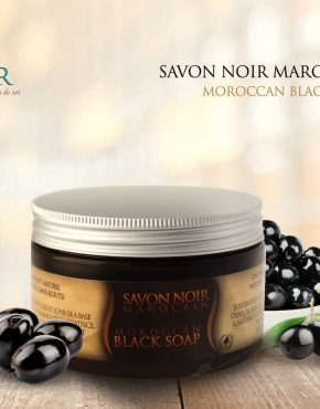 Moroccan Black Olive Soap