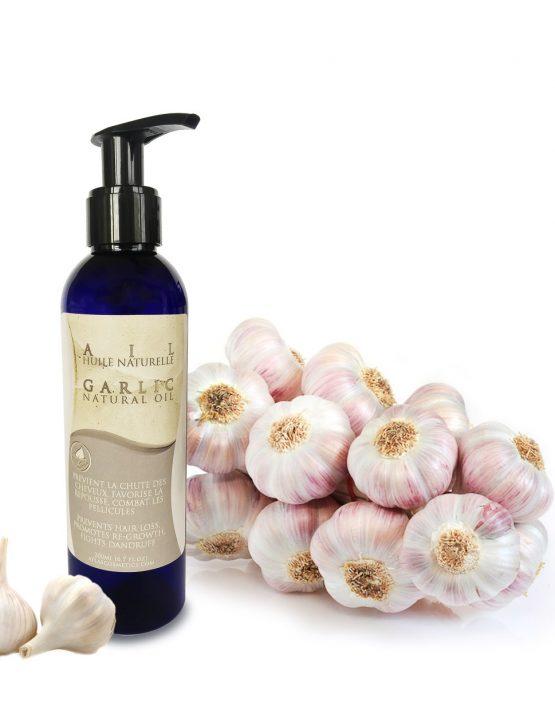Garlic Natural Oil Azoor 200ml