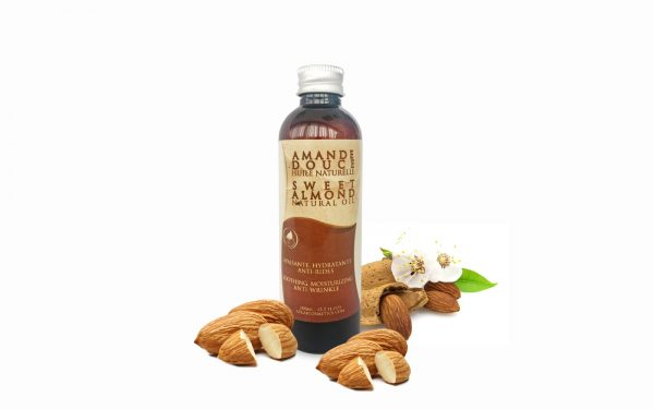 sweet almond natural oil by atlas cosmetics