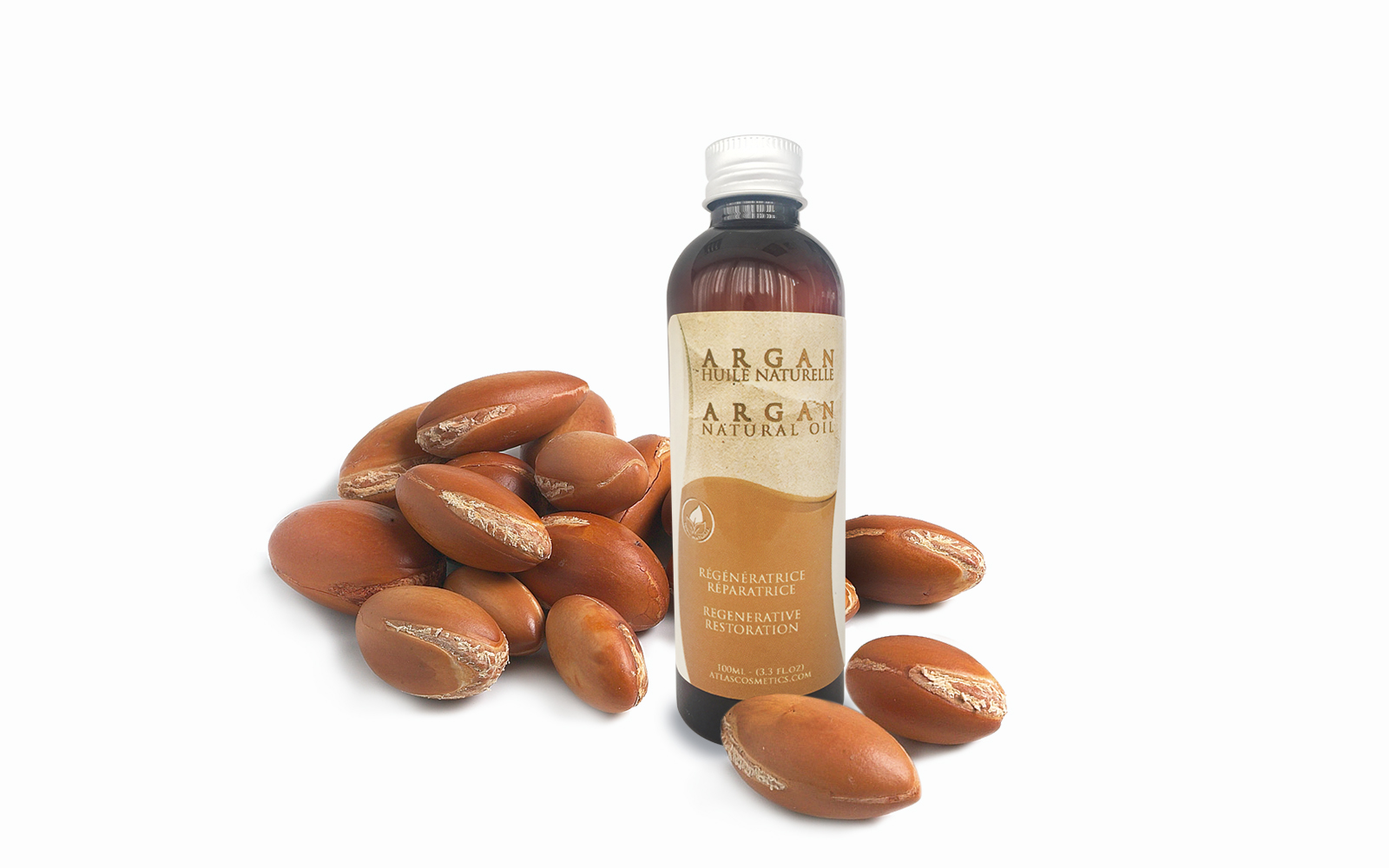 argan natural oil by atlas cosmetics