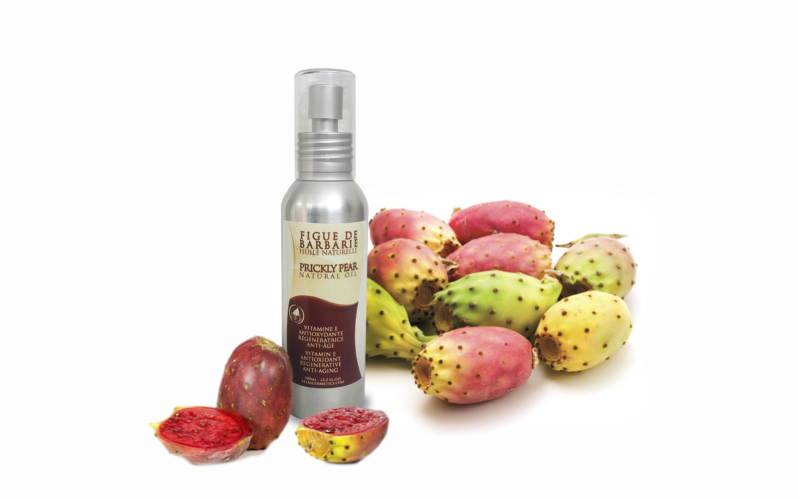 prickly pear seeds natural oil by atlas cosmetics