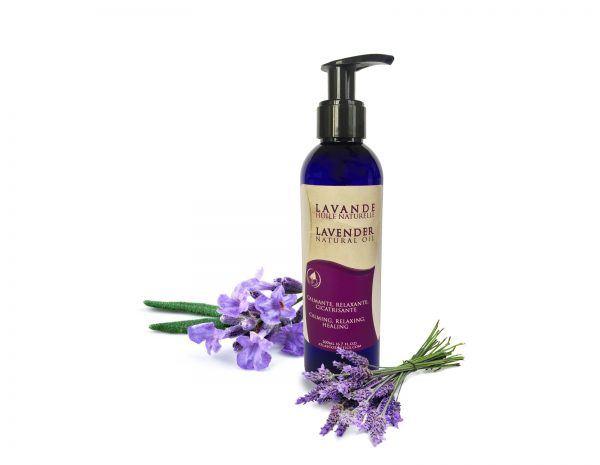 Azoor Lavender Natural Oil 200ml