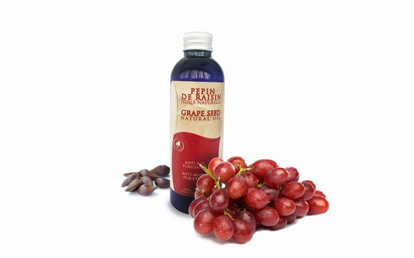 grape seeds natural oil by atlas cosmetics