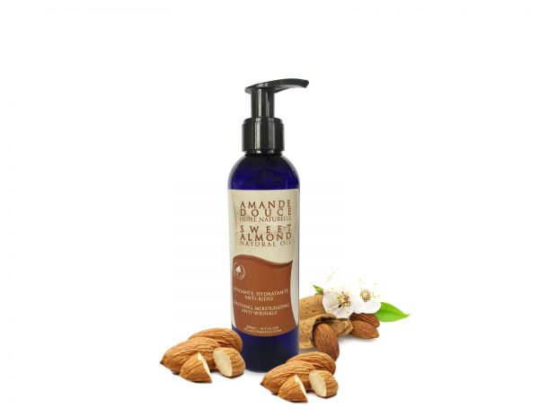 Sweet Almond Oil Azoor 200ml