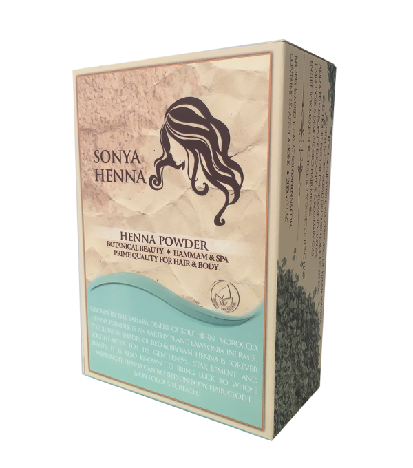 Sonya Henna 200 by Atlas Cosmetics