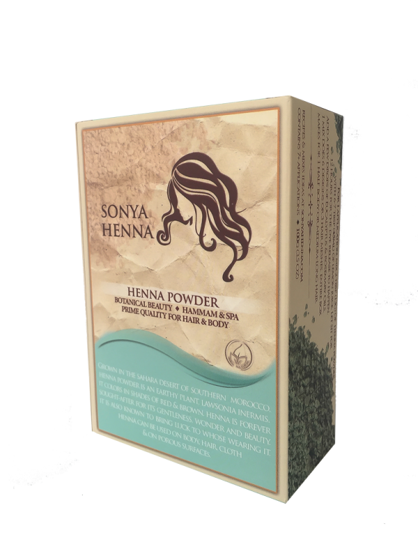 Sonya Henna 100 by Atlas Cosmetics
