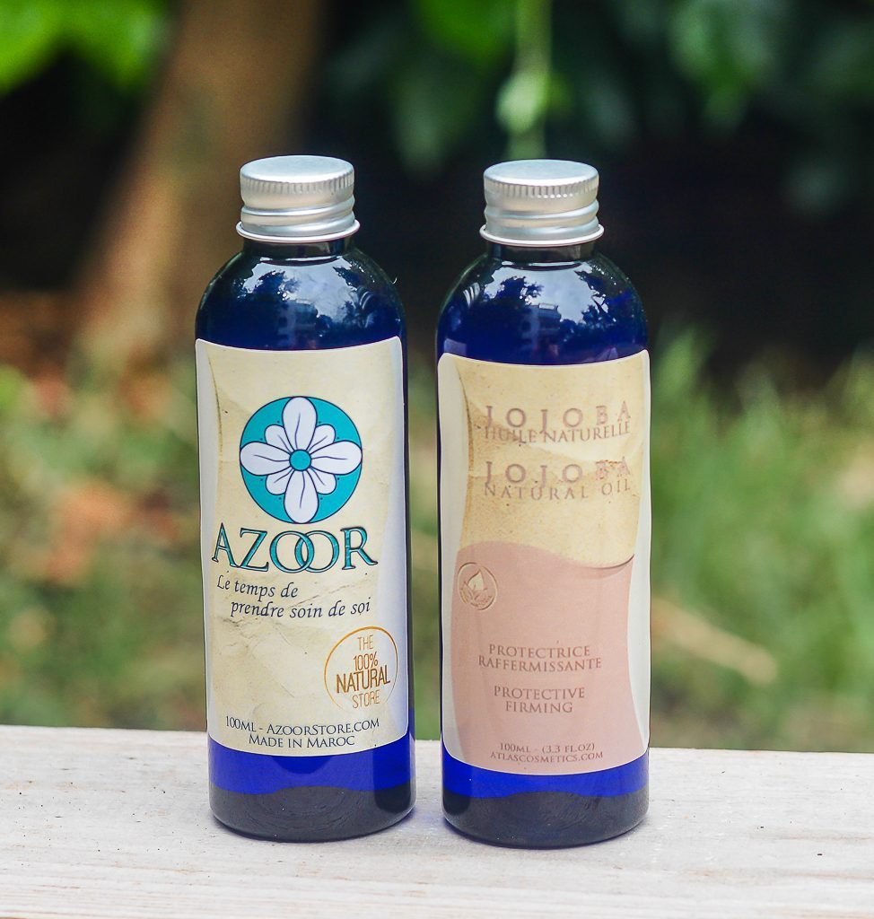 Jojoba Natural Oil AzoorJojoba Natural Oil Azoor