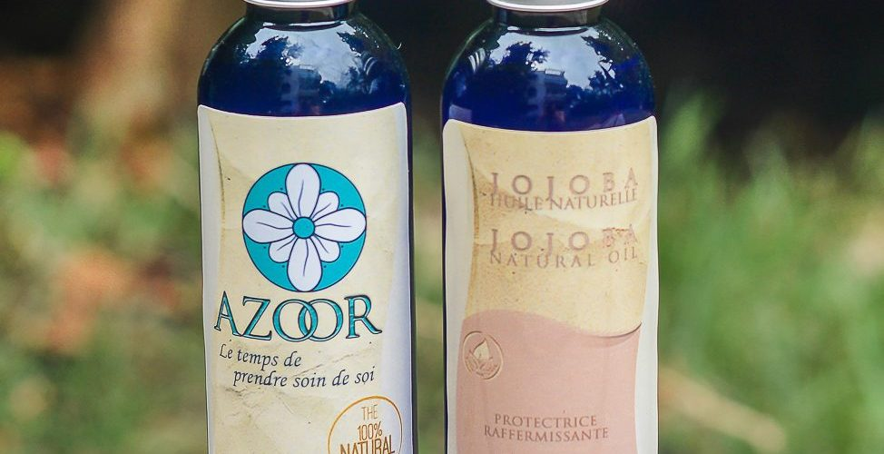 Jojoba Natural Oil AzoorJojoba Natural Oil Azoor