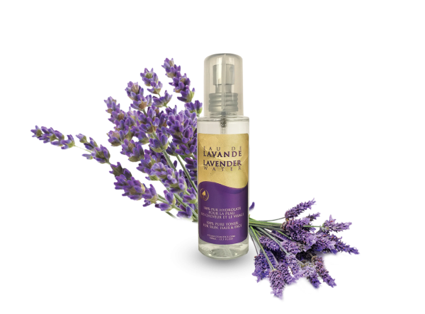 Azoor Lavender floral water hydrolat by Atlas Cosmetics
