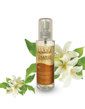 Azoor Orange Blossoms Neroli Floral Water - Hydrolat de Fleurs d'Orangers by Atlas Cosmetics