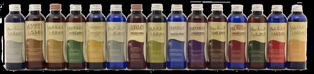 Azoor Natural Oils