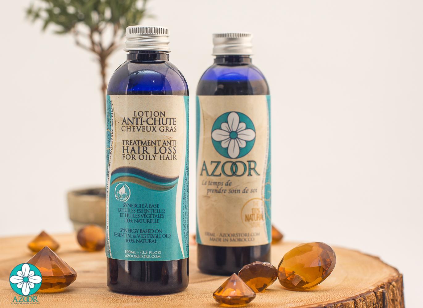 Treatment Anti Hair-Loss for Oily Hair