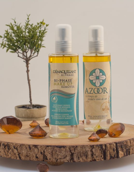 azoor biphase makeup remover
