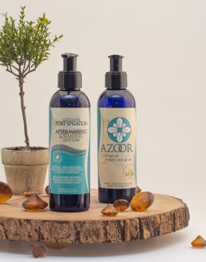 Azoor Synergies After Wax & After Shave Lotion