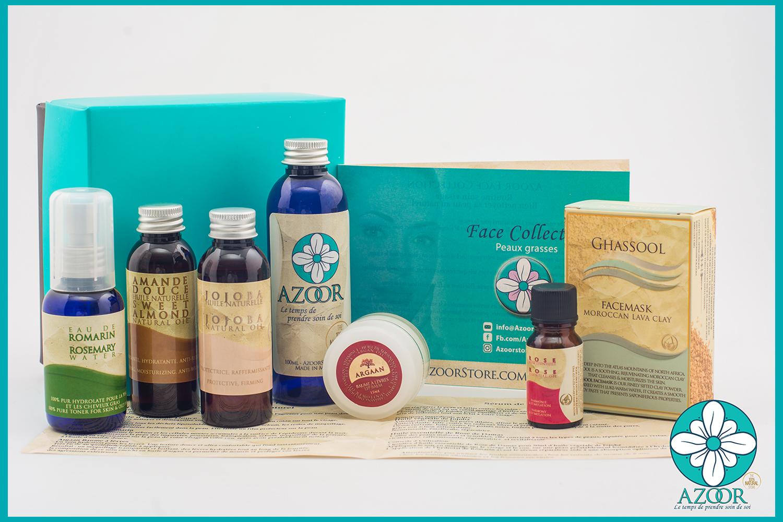Balance Box for Greasy Skin Azoor