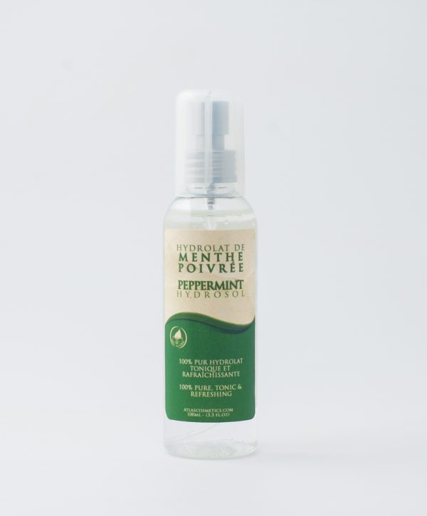 Azoor Peppermint Hydrosol Spray 100ml