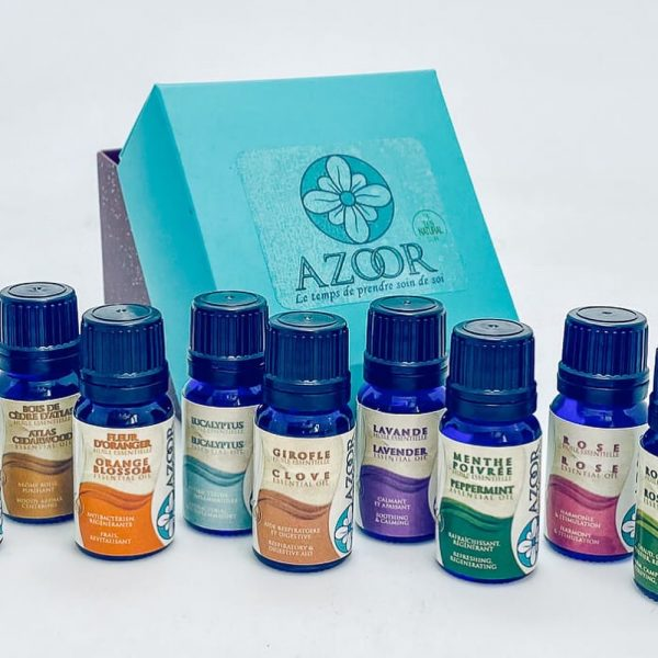 Essential Oils Pack Azoor
