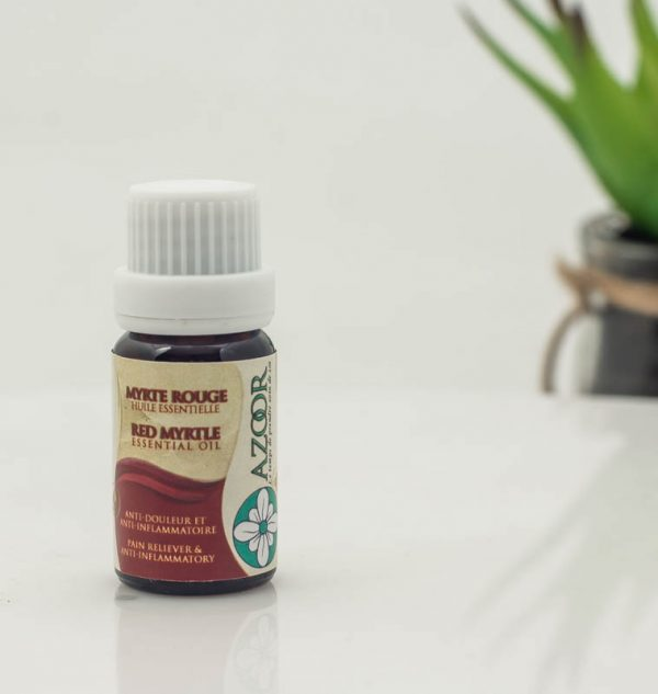 Azoor Red Myrtle Essential Oil